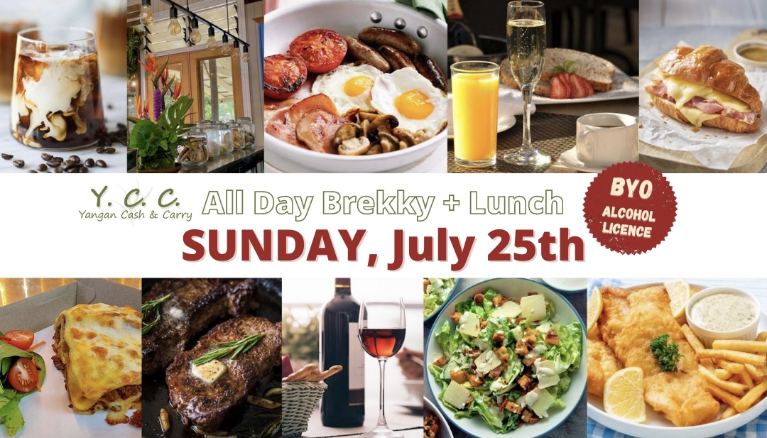 The Launch of YCC's Sunday Cafe Dine-In's